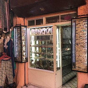 Bijouterie Tissir Marrakesch
