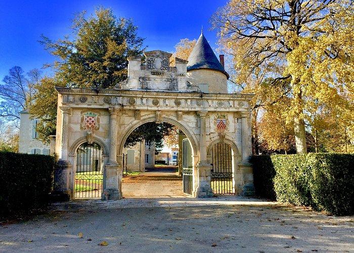 Un parc, coeur médiéval de la cité