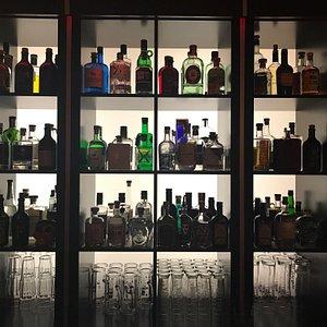 Gin Gin Gin x 500 THE Gin Bar