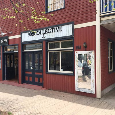 Flagship Store Location: 902COLLECTIVE - Local Clothing & Apparel Brand