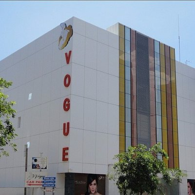 Vogue Jewellers Building