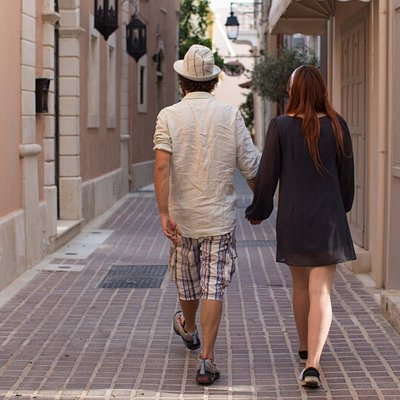 Walk with us through the narrow streets as the locals know.