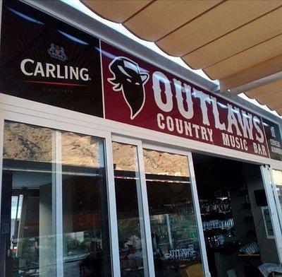 The Outlaws Bar Puerto Mogan