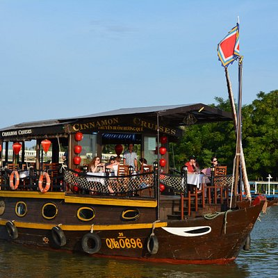 Sunset Dinner cruise in Hoi An