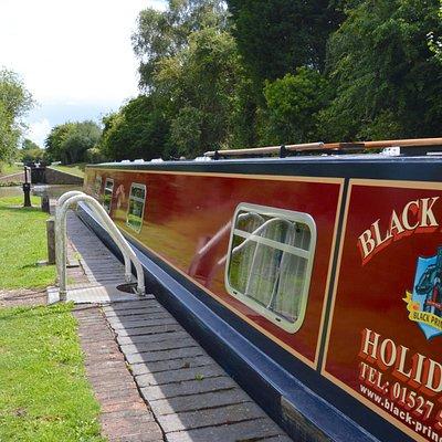 Black Prince Holidays in Warwickshire, England