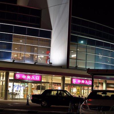 ゆめタウン中央入口