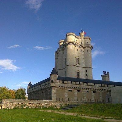Château de Vincennes.
