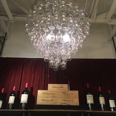 Ambassador Wines of Washington