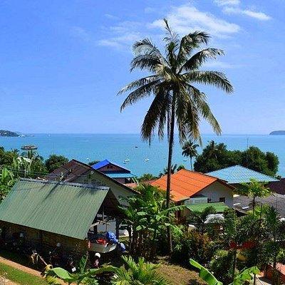 Aoyon beach Phuket Thailand