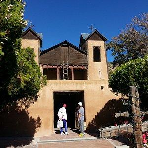 church etrance