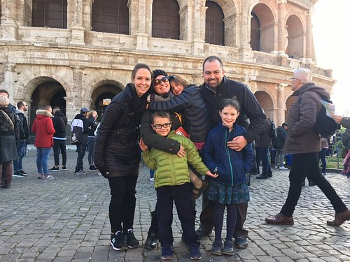 Colosseum and Ancient Rome tour