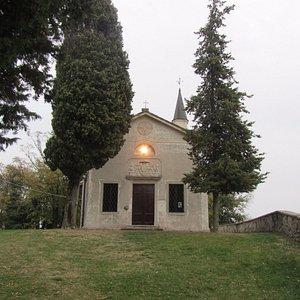 La Chiesetta di San Gallo