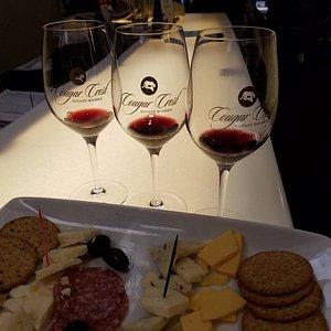 Cougar Crest Estate Winery