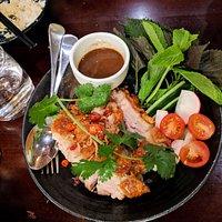 Thi Heo Quay - perfect crackling