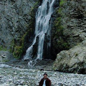 Manthoka Waterfall