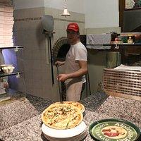 Pizze gustose e di alta qualità