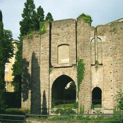 Porta Regale, fronte