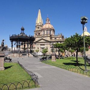 Guadalajara Cathedral.