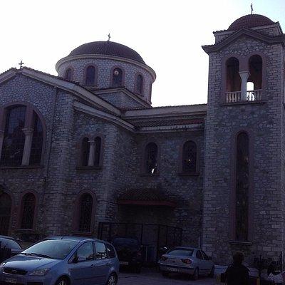 Εκκλησίας Αγίας Βαρβάρας