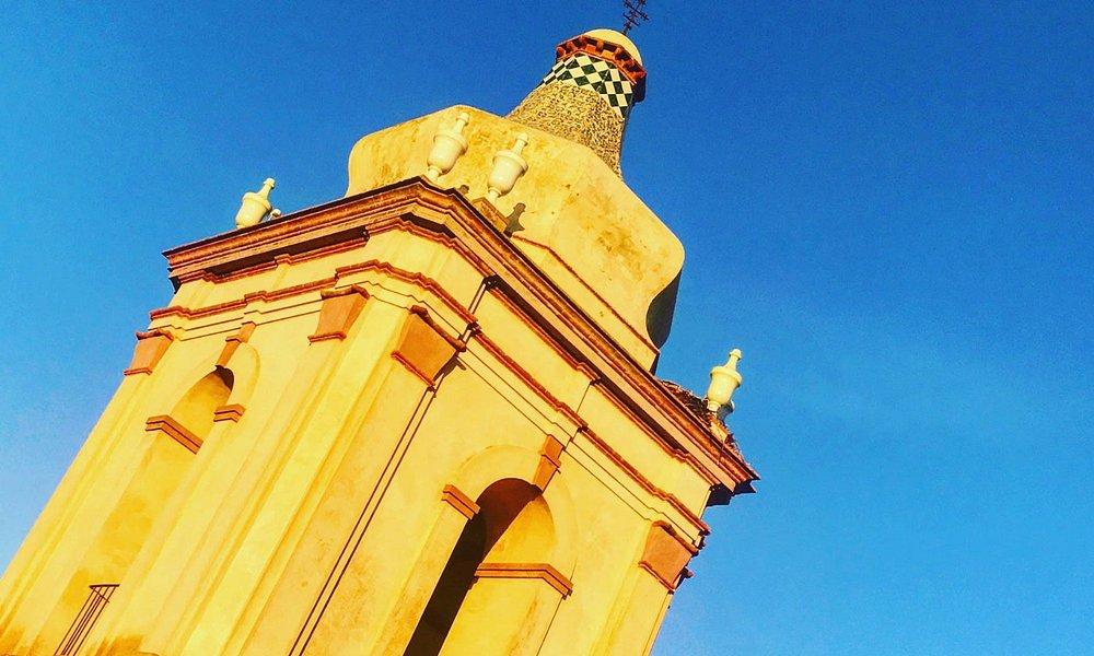 Torre del antiguo convento Cartaya