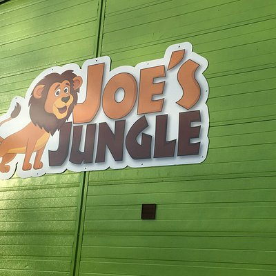 Welcome to Joe's Jungle Soft Play Centre
