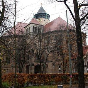 St,Rupert am Kiliansplatz