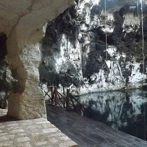 Merida & Yucatan Santa Barbara Cenote Tours