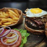 EL Macho Burger