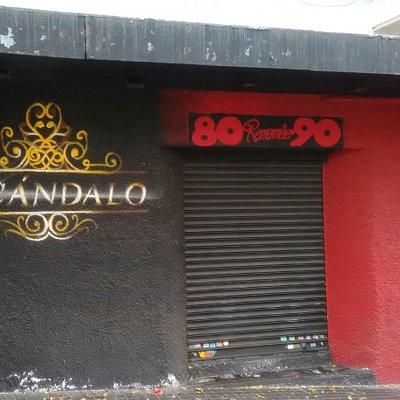 Sala Escandalo