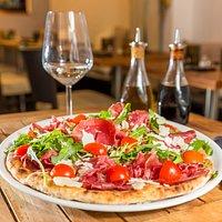 Pizza Bresaolina