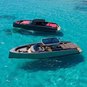 Vanquish motor yachts