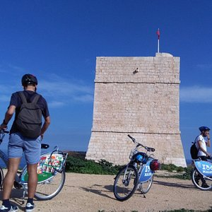 Fort Pembroke on the coast