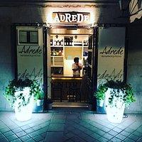 Restaurante Adrede Portada