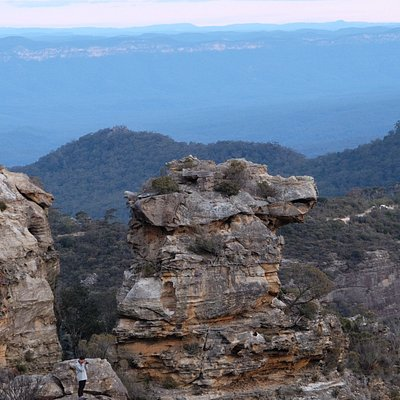 The Blue mountains and surrrounding