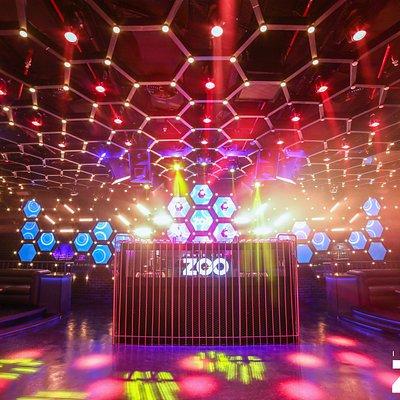 Inner City Zoo dancefloor