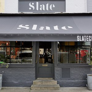 Welcome to Slate on Aldeburgh High Street (formerly Lawson's Deli)