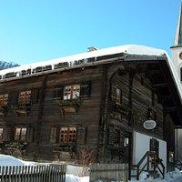 Das Alpin- und Tourismusmuseum in Gaschurn im ehemaligen Frühmesshaus
