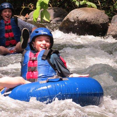 Costa Rica's BEST River Tubing Adventure