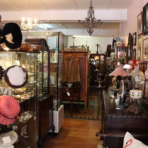 This is the view as you enter Stonewall Antiques. First impressions are definately the best.