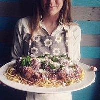 """""""Spaghetti is Love"""" - Mario Battelli"""
