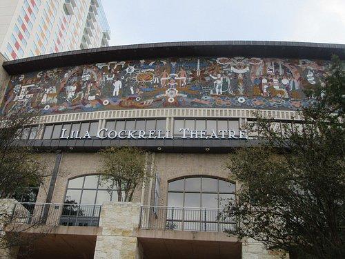 Lila Cockrell Theatre, San Antonio, Texas