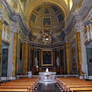 Interno Cattedrale Santa Maria Assunta