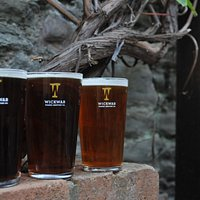 Presenting our premium, handcrafted ales. Station Porter, Cotswold Way and Bob.