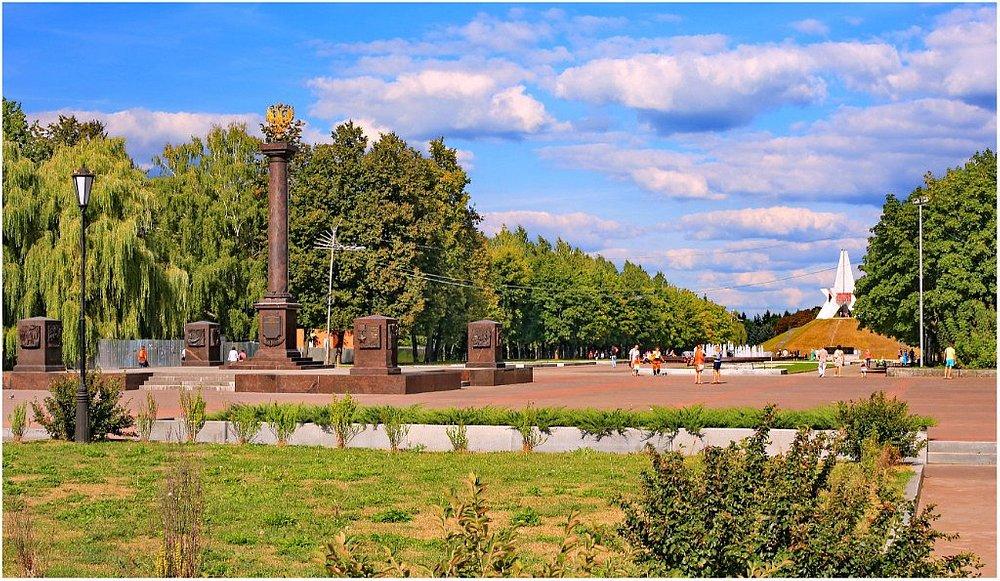 Курган Бессмертия в Брянске. Фото: Павел Стрельцов