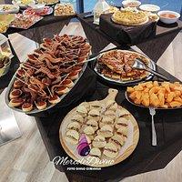 Aperitivi a buffet dal venerdì alla domenica