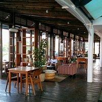 Shokola at Kigali Public Library Rooftop, Kacyiru