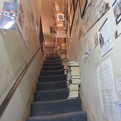 More upstairs if you are not satisfied with down stairs