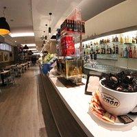 Sala Bar, Pizzeria e Tavola Calda