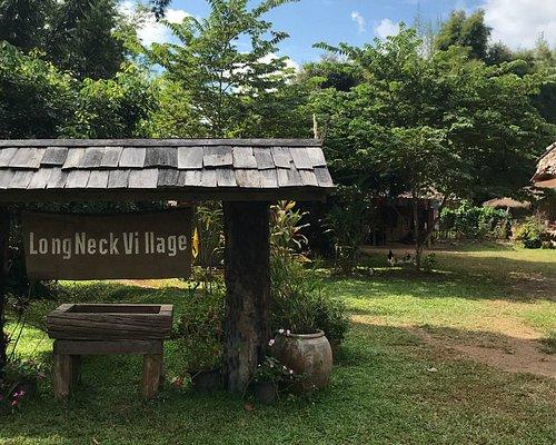 Mae Ping Long Neck Village