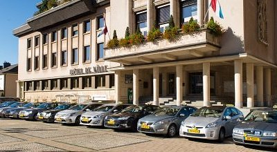 airport taxi fleet luxembourg